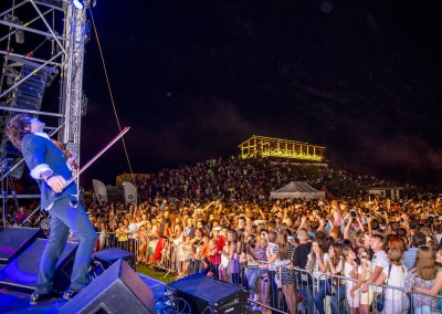 Выступление Самвел Айрапетян на дне города Краснодар.